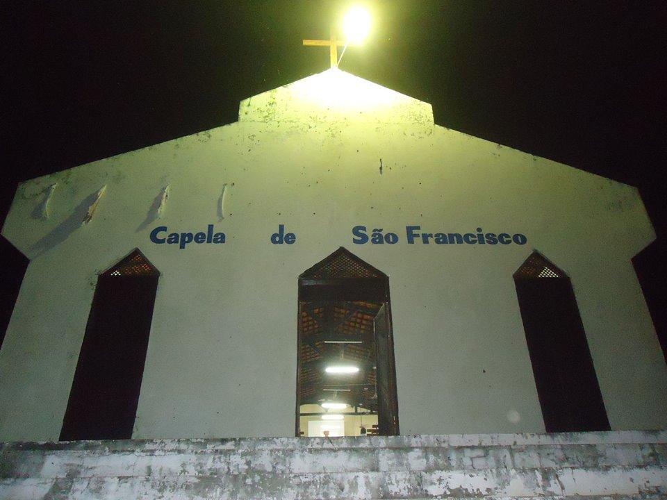 CAPELA SÃO FRANCISCO - BAIRRO SÃO FRANCISCO