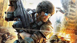 Ghost Recon Future Soldier Game HD Wallpaper