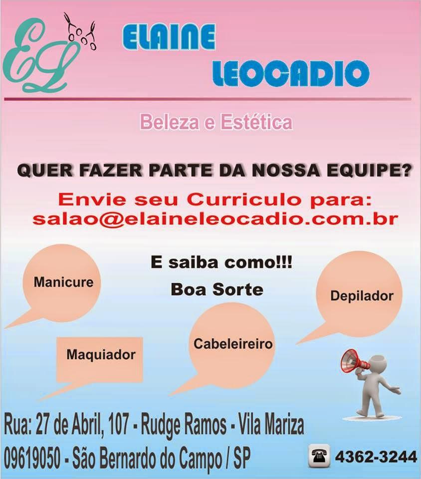 SALÃO DE BELEZA SBC - VENHA FAZER PARTE DA NOSSA EQUIPE!!!
