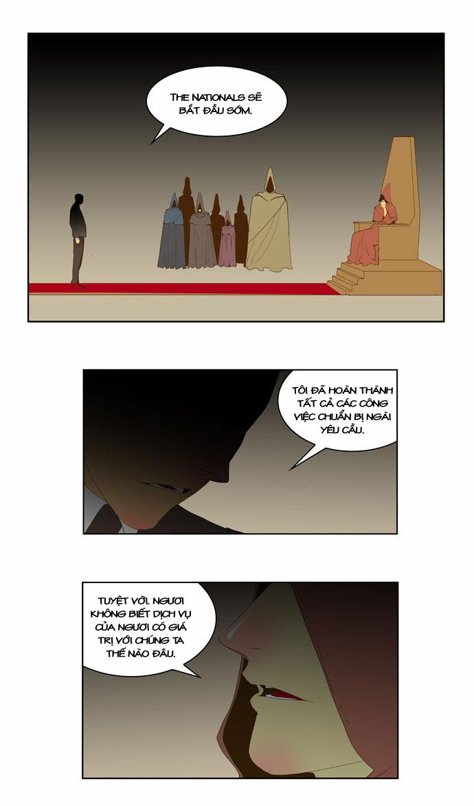 Chúa tể học đường chap 44 - Trang 27