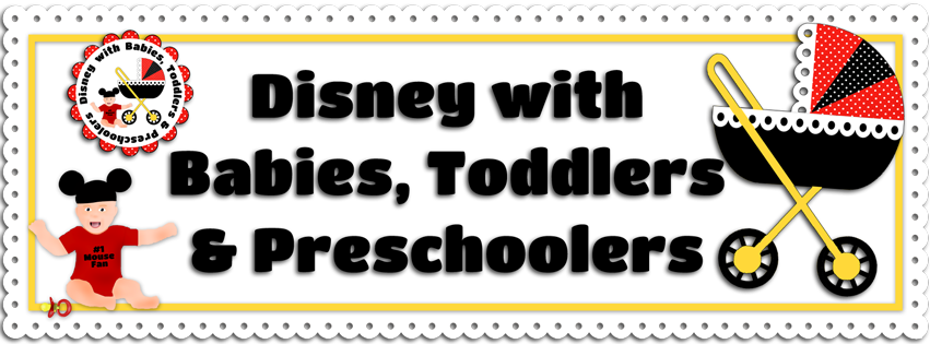 Disney with Babies, Toddlers & Preschoolers