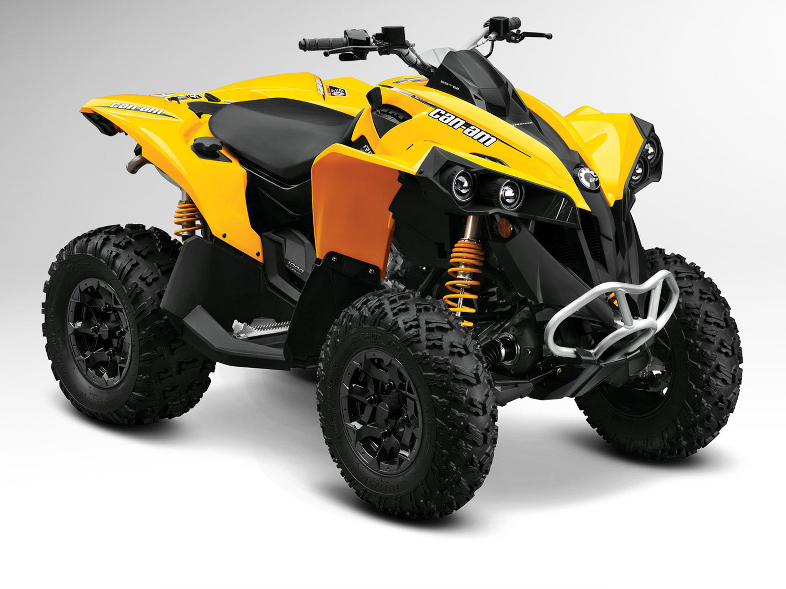 ATV insurance information | 2012 CanAm Outlander Renegade 1000 |