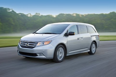 Honda Cars Names Odyssey The Ultimate Minivan