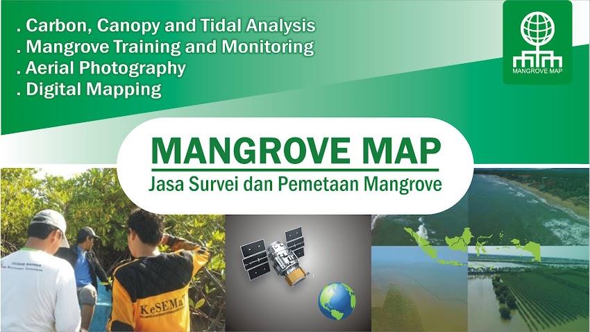 Mangrove Map | Jasa Survei dan Pemetaan Mangrove