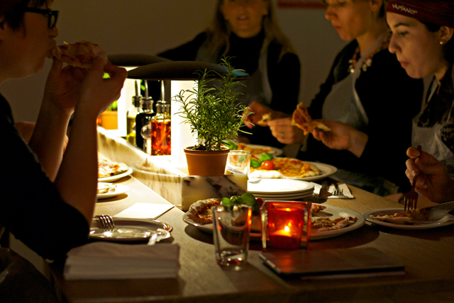 Vapiano blogger event luxembourg