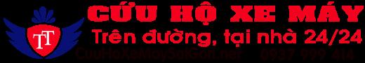 Cứu Hộ Xe Máy Saì Gòn, Cứu hộ xe máy trên đường, tại nhà