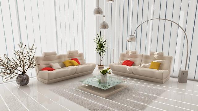 7 Desain Ruang Keluarga Modern Minimalis Terbaru