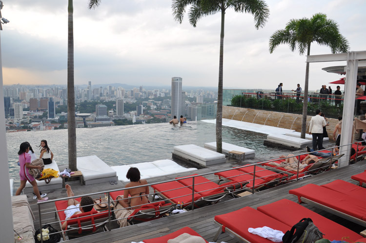 A Journey Through Asia My Asia Travels Singapore Marina Bay Sands Casino Hotel And Swimming