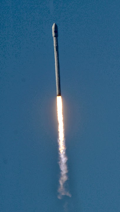 spacex falcon v1.1 vandenberg arrives - photo #30
