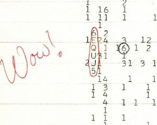 Real Alien Contact - Wow signal