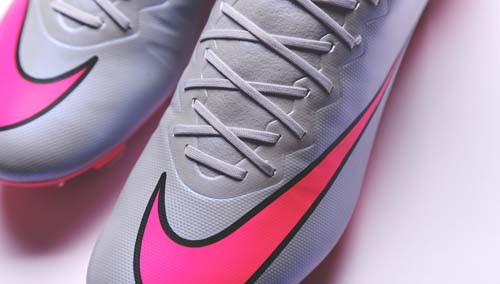 2015 Nike Mercurial Vapor X Silver Storm for Champions League Final