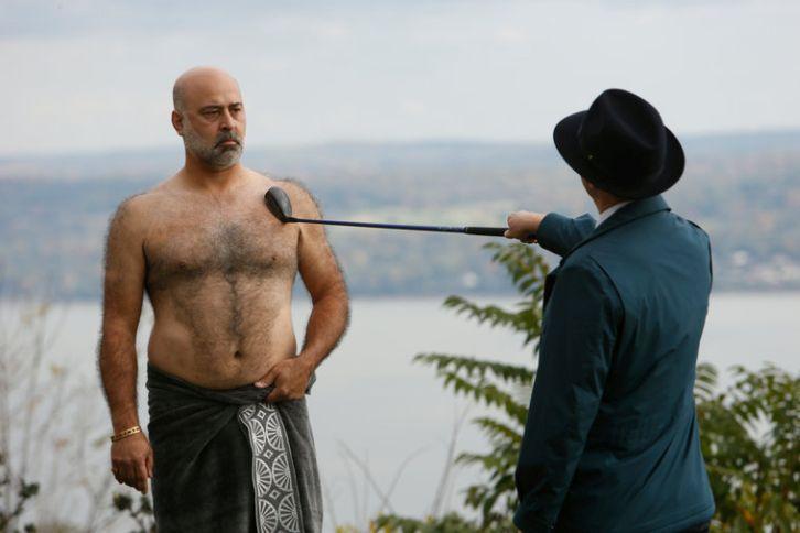 The Blacklist - Episode 2.07 - The Scimitar - Promotional Photos
