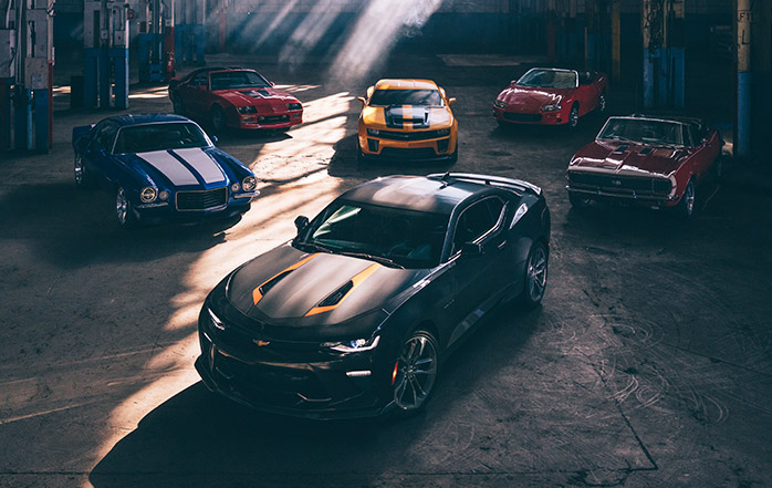 2017 Chevrolet Camaro: A New Era In Performance