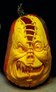 The Most Creative Pumpkin Carving