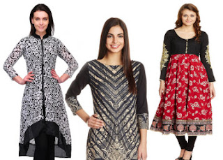 Get Ethnic Kurtas at 50% off or more