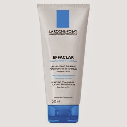 La Roche Foaming Gel Cleanser