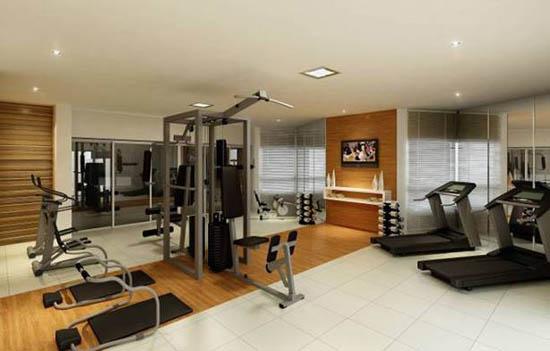 Sala De Ginastica Pequena ~ BRUNO RIBEIRO  CONSULTORIA FITNESS Atividade Física em Condomínios
