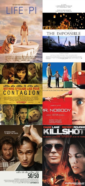 January films / películas de enero