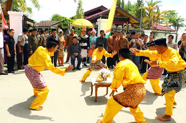 Traditional Wedding Ceremony of Aceh