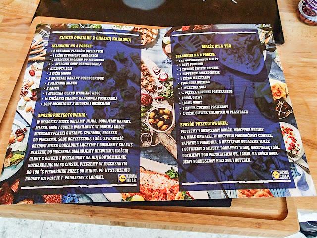 przepis na małże , kuchnia śródziemnomorska