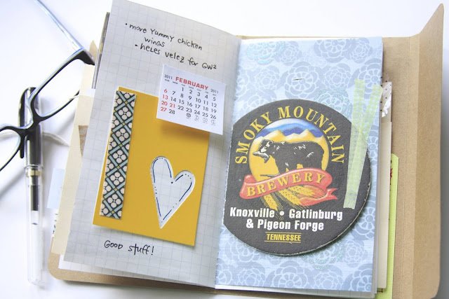 Date Night Journal | Monika Wright