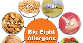 Allergenic Foods and their Allergens, with links to Informall ...