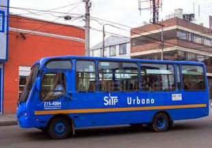 Racha de accidentes en el sur de Bogotá en el sistema SIPT