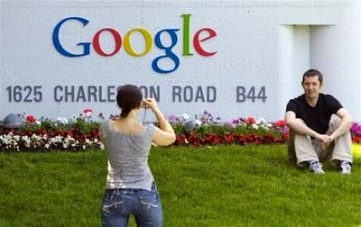 Halaman Kantor Google