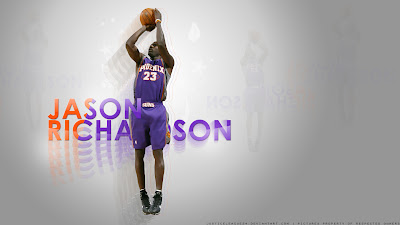 Jason Richardson Wallpapers - Basketball Players Wallpaper