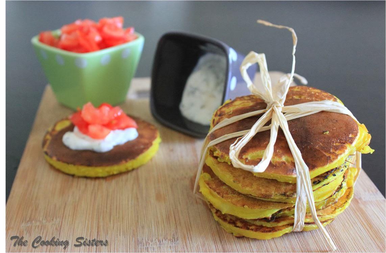 http://the-cooking-sisters.blogspot.fr/2012/09/petites-crepes-de-courgette-au-curcuma.html