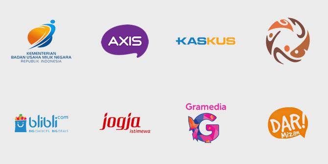 Redesain Logo Terpopuler 2015