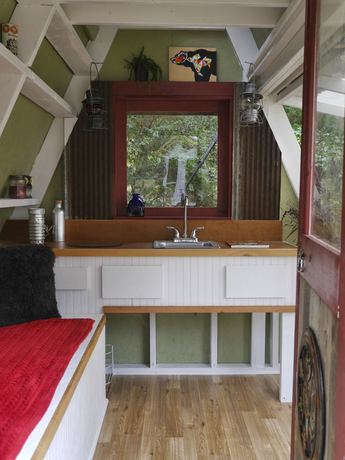 check out this super affordable transforming tiny d i y a frame check out this super affordable transforming tiny d i y a frame house