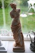 Gjutform skulptur Afrodite