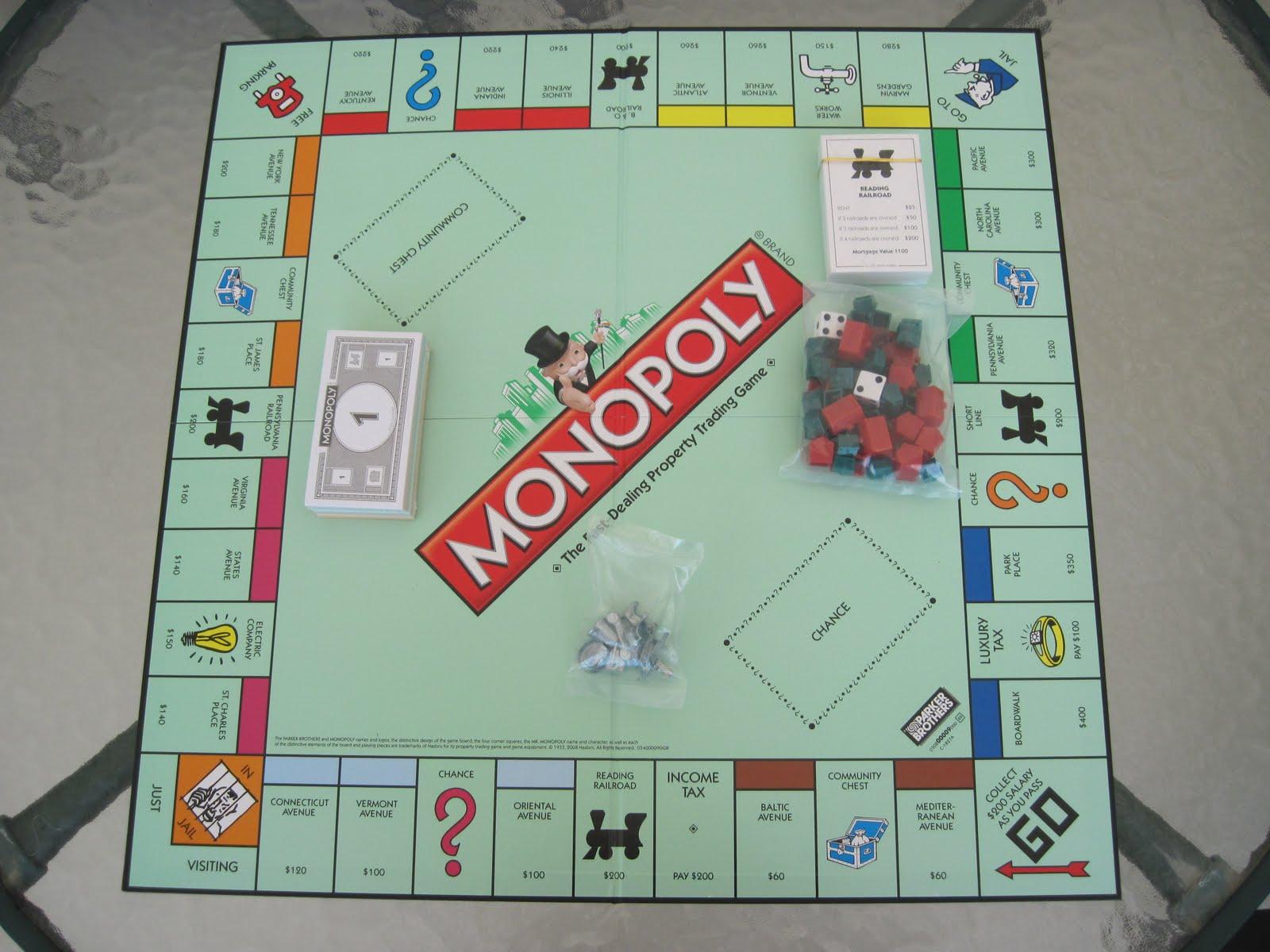 Как сделать игру в монополию интереснее