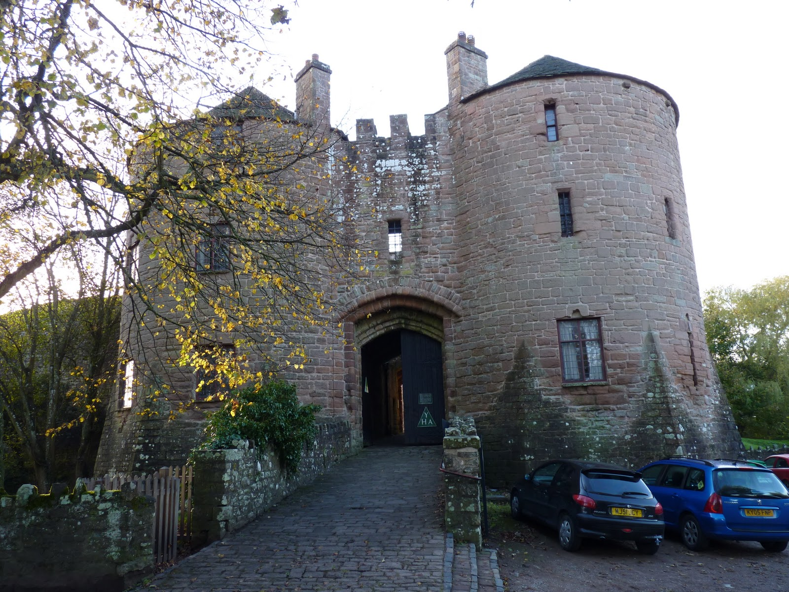 St Briavels Castle From Hunting Lodge To Hostel