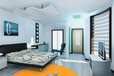 How Do You Design Home For Someone With >> Western Home Decorating Modern Bedroom Interior Design India