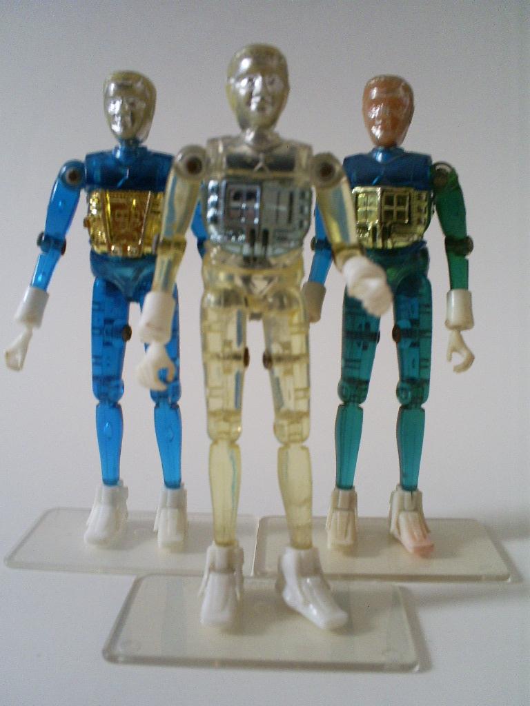That Figures Vintage View Micronauts Time Traveler 1976