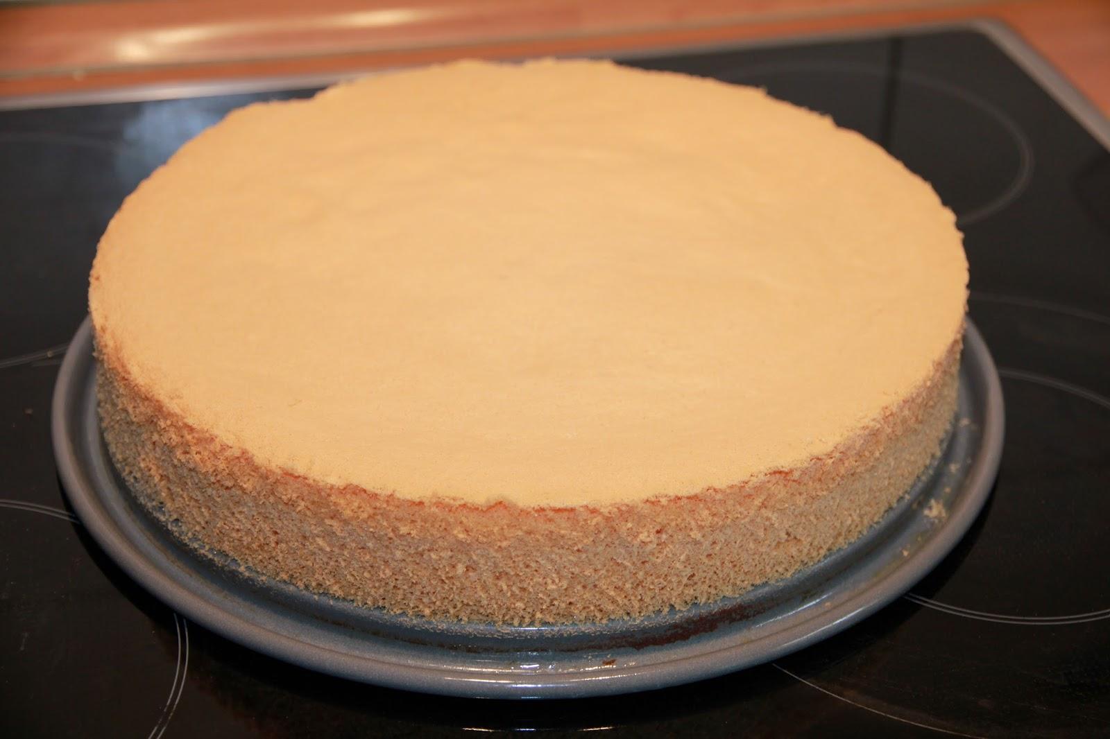 Как сделать бисквит пошаговое фото