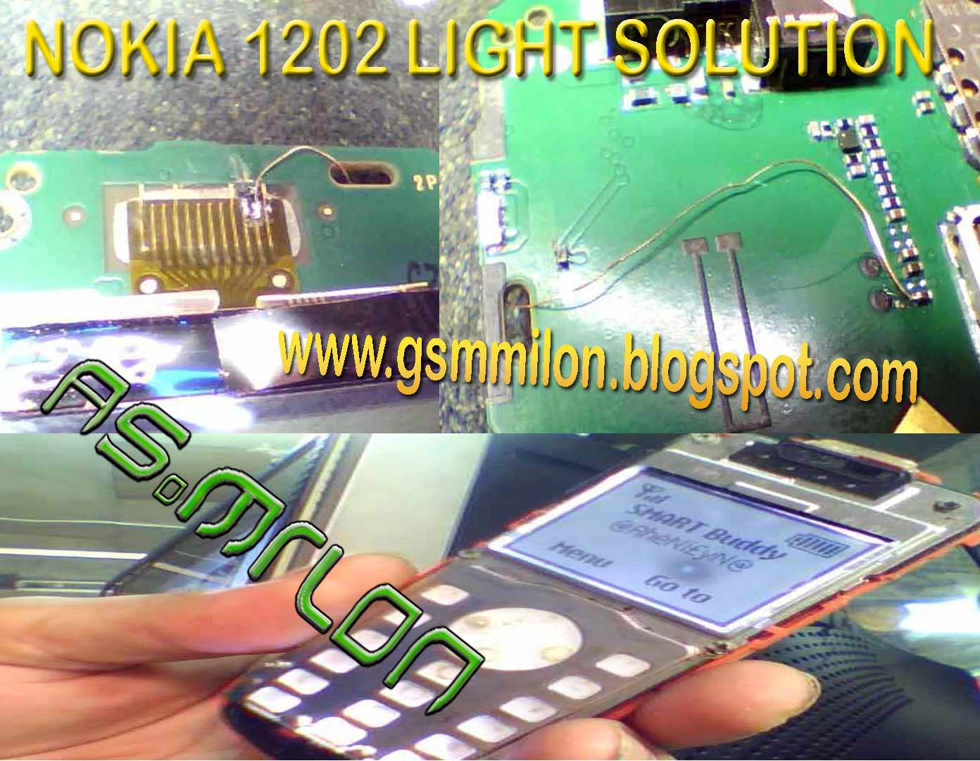 Wele Gsm Milon Forum Nokia Light Solution