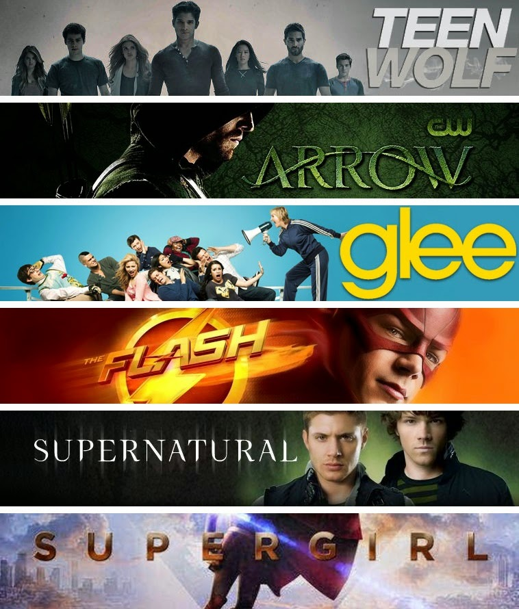 ♥ Mis series favoritas ♥