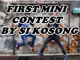 http://blogyangkosong.blogspot.com/2015/02/first-mini-contest-blogyang-kosong.html?m=1