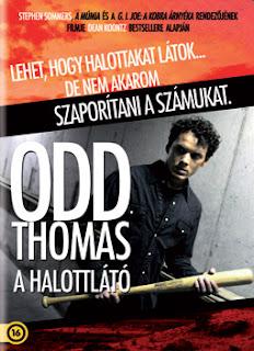 Odd Thomas - A halottlátó online (2013)