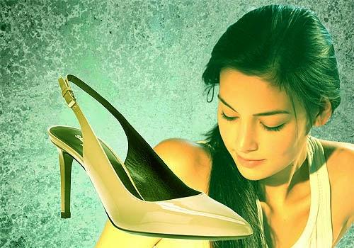 Sepatu Wanita Model Sling Back
