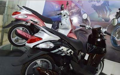 Suzuki Let's Harga Spesifikasi dan Foto Terbaru 2013
