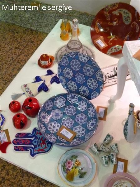Porselen Boyama-İsmek