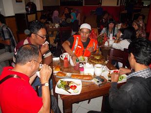 RAMAH TAMAH WARTAWAN DAN BIKERS DI MALANG RAYA