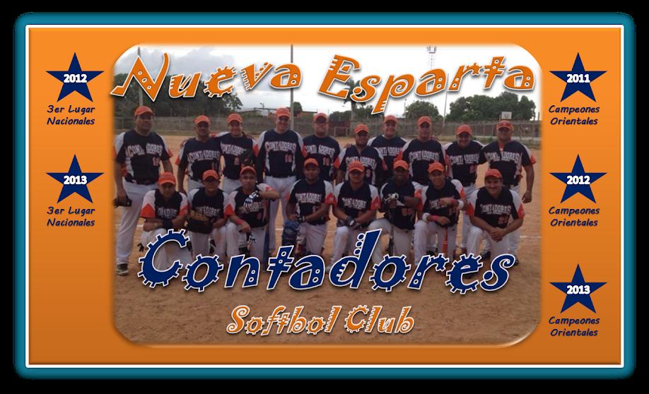 Contadores de Nueva Esparta - Softbol Club