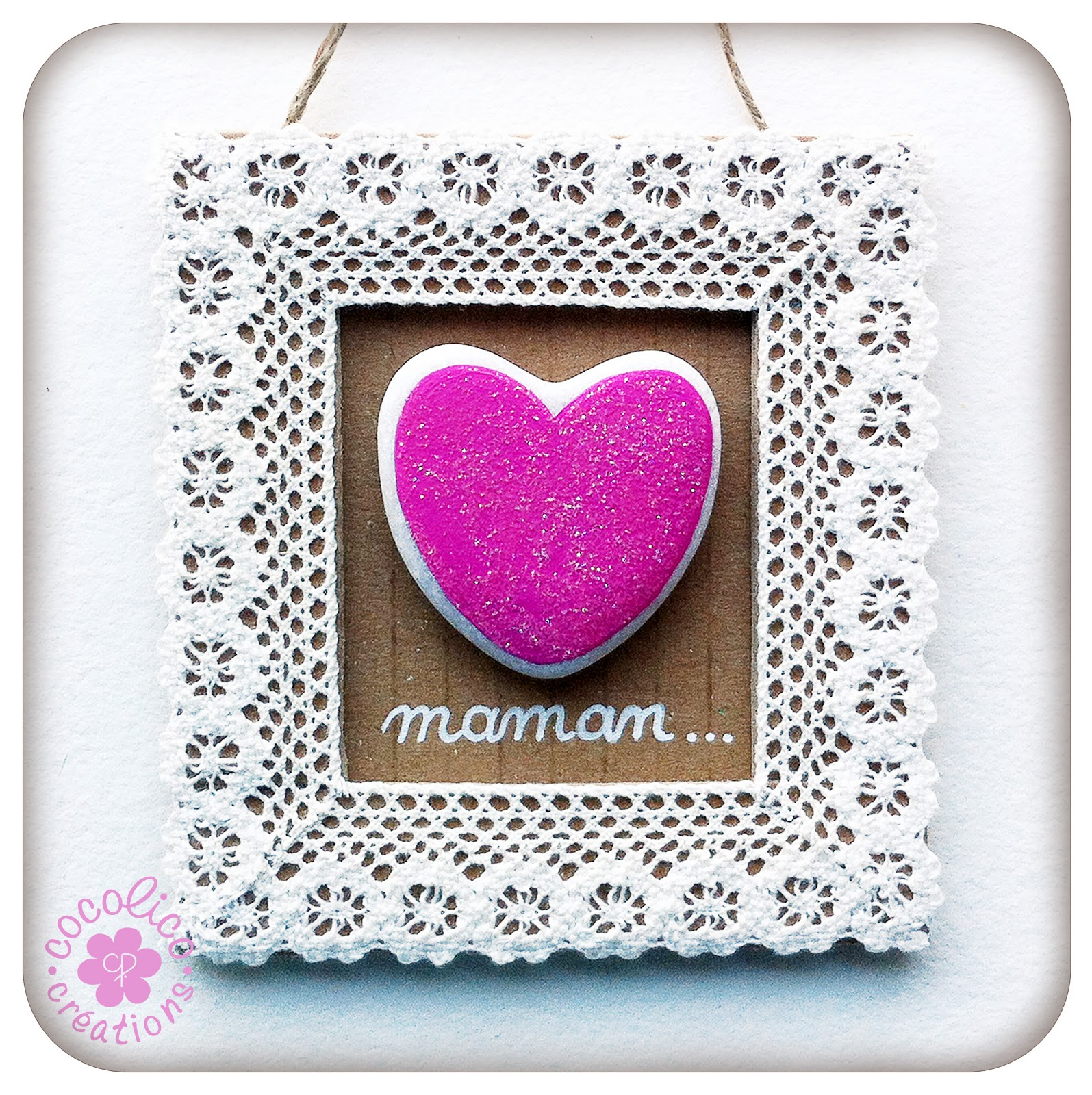 cocolico creations des coeurs pour maman. Black Bedroom Furniture Sets. Home Design Ideas