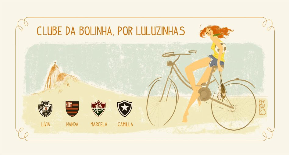 Clube da Bolinha, por Luluzinhas