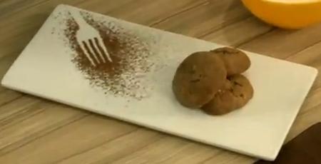 Kakaolu Islak Kurabiye - Videolu Tarifi